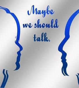 MaybeWeShouldTalk